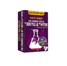 The Strange Case of Dr Jekyll and Mr Hyde AQA English Literature, Cards Book