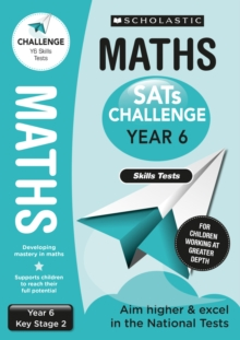Maths Skills Tests (Year 6) KS2, Paperback / softback Book