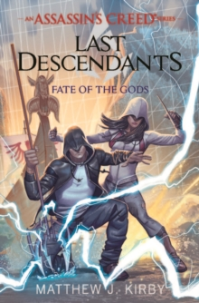 Last Descendants: Fate of the Gods, Paperback Book