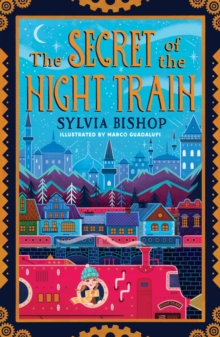 The Secret of the Night Train, Paperback Book