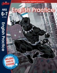 Avengers: English Practice (Ages 6 to 7), Paperback / softback Book