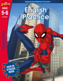 Spider-Man: English Practice (Ages 5 to 6), Paperback / softback Book