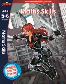 Avengers: Maths Skills (Ages 5 to 6), Paperback / softback Book