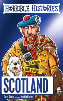 Horrible Histories Special: Scotland, Paperback Book