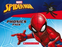 Spider-Man Phonics Box, Hardback Book