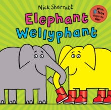 Elephant Wellyphant, Board book Book