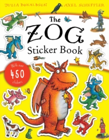 The Zog Sticker Book, Paperback / softback Book