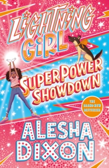 Lightning Girl 4: Superpower Showdown, Paperback / softback Book