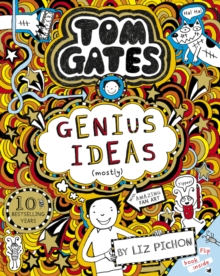 Tom Gates: Genius Ideas (mostly), Paperback / softback Book