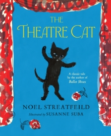 The Theatre Cat, Hardback Book