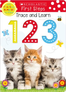 Trace and Learn 123, Board book Book