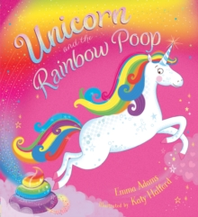 Unicorn and the Rainbow Poop (BB), Board book Book