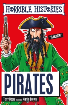 Horrible Histories : Pirates, EPUB eBook
