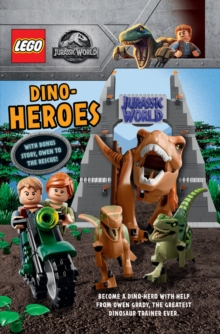 Dino Heroes (with bonus story Owen to the Rescue), Hardback Book