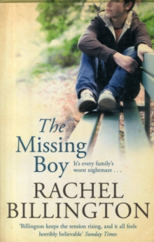 MISSING BOY, Paperback Book