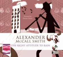 The Right Attitude to Rain, CD-Audio Book