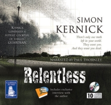 Relentless, CD-Audio Book