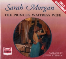 The Prince's Waitress Wife, CD-Audio Book