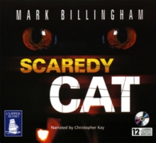 Scaredy Cat, CD-Audio Book