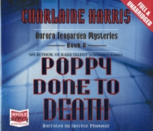 Poppy Done to Death, CD-Audio Book