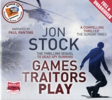 Games Traitors Play, CD-Audio Book