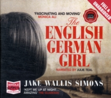 The English German Girl, CD-Audio Book
