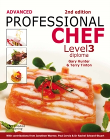 Advanced Professional Chef Level 3 Diploma, Paperback / softback Book