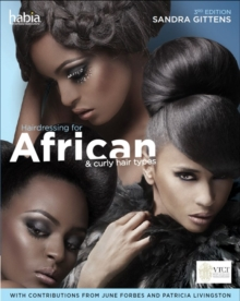 Hairdressing for African and Curly Hair Types from a Cross-Cultural Perspective, Paperback / softback Book