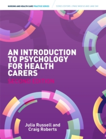 Introduction to Psychology for Health Carers, Paperback / softback Book