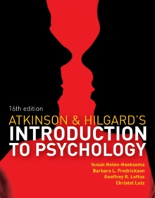 Atkinson & Hilgard's Introduction to Psychology : (with CourseMate and eBook Access Card), Mixed media product Book