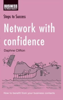 Network with Confidence : How to Benefit from your Business Contacts, PDF eBook