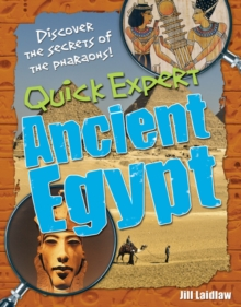 Quick Expert: Ancient Egypt : Age 8-9, Below Average Readers, Paperback / softback Book