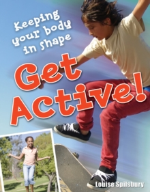 Get Active! : Age 8-9, Below Average Readers, Paperback / softback Book
