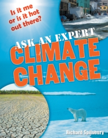 Ask an Expert: Climate Change : Age 8-9, Below Average Readers, Paperback Book