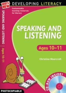 Speaking and Listening: Ages 10-11, Mixed media product Book