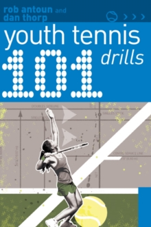 101 Youth Tennis Drills, Paperback / softback Book