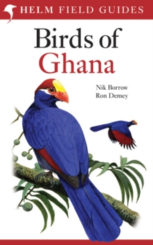 Field Guide to the Birds of Ghana, Paperback Book