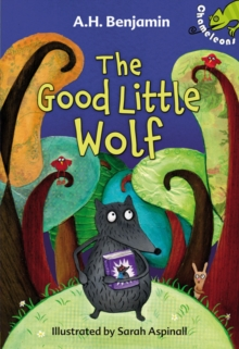 The Good Little Wolf, Paperback Book