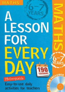 Lesson for Every Day: Maths Ages 6-7 : 6-7 years, Mixed media product Book