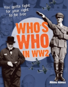 Who's Who in WW2 : Age 10-11, Above Average Readers, Paperback Book