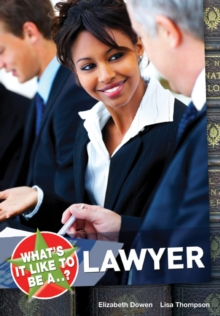What's it Like to be a...? Lawyer, Paperback / softback Book