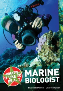 What's it Like to be a ? Marine Biologist, Paperback / softback Book