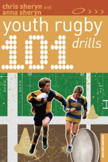 101 Youth Rugby Drills, Paperback Book
