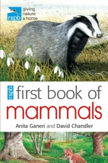 RSPB First Book Of Mammals, Paperback / softback Book