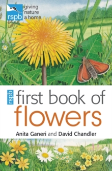 RSPB First Book of Flowers, Paperback / softback Book