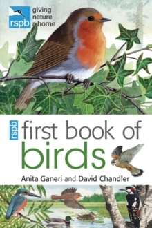 RSPB First Book Of Birds, Paperback / softback Book