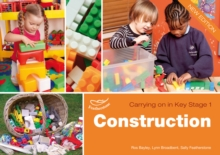 Construction Carrying on in KS1, Paperback / softback Book