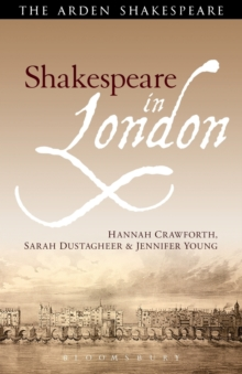 Shakespeare in London, Paperback / softback Book