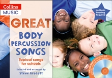 Great Body Percussion Songs : Topical Songs for Schools, Mixed media product Book