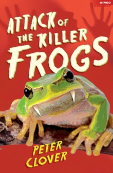 Attack of the Killer Frogs, Paperback / softback Book